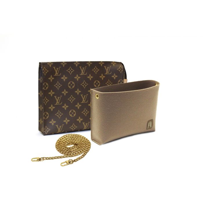 Conversion Kit for LV Toiletry Pouch 26