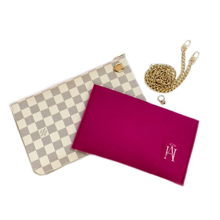 Conversion Kit for LV Neverfull Pouch